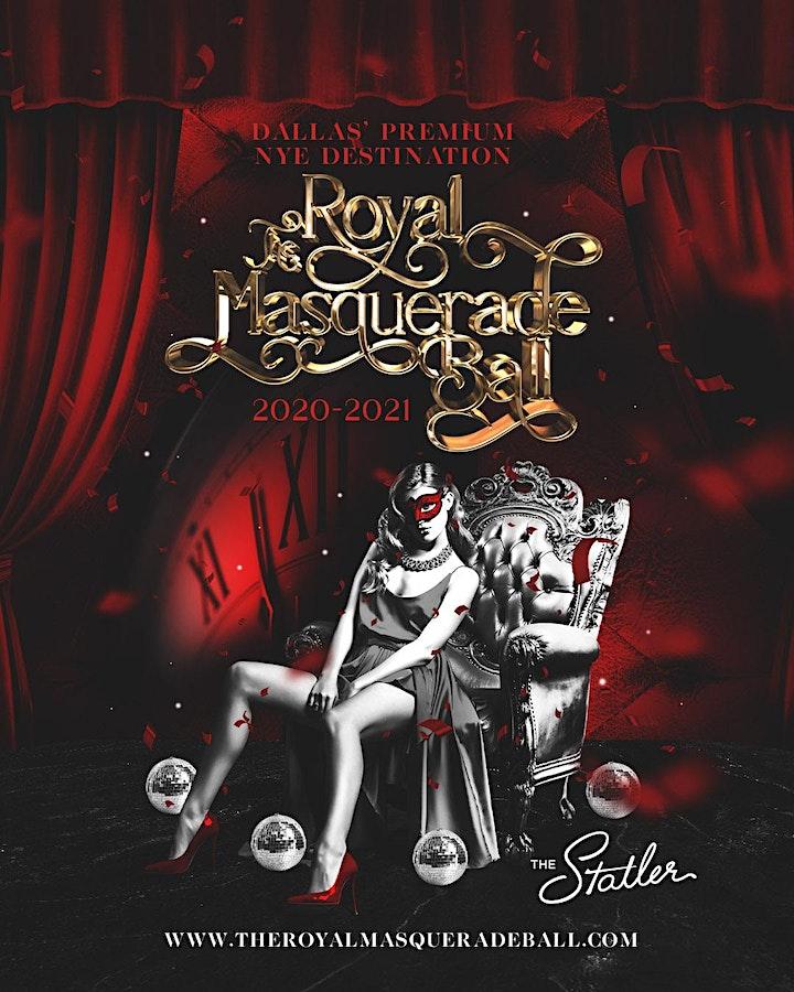 The Royal Masquerade Ball at The Statler! image