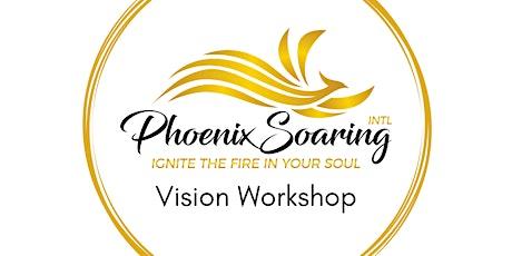 FREE Vision Workshop tickets