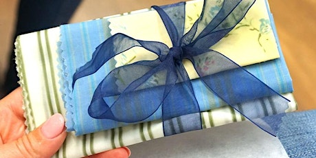 Beeswax Food Wraps -Learn to Make your Own tickets