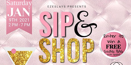 Sip & Shop Pop Up Party tickets
