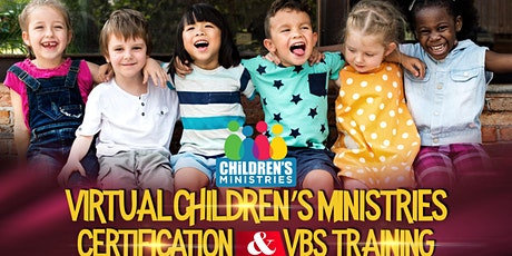 Children's Ministries Certification & VBS Training tickets
