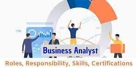 Entry Certificate in Business Analysis!!! tickets