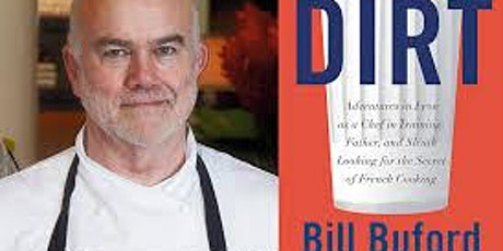 (Online) Pop-Up Book Group with Bill Buford: DIRT tickets
