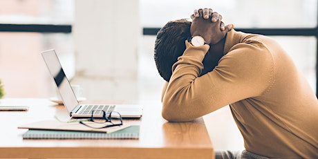 Burnout: How to Thrive Even When You Feel Exhausted tickets