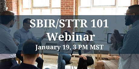 SBIR/STTR 101 Workshop tickets