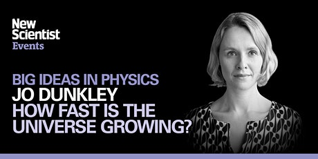 How fast is the universe growing? tickets