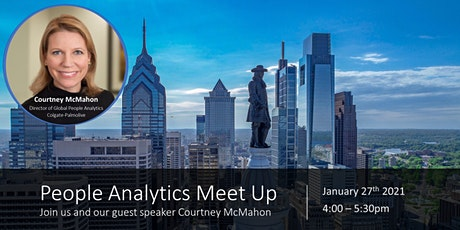 VIRTUAL Philadelphia People Analytics Meet Up tickets