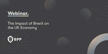 The Impact of Brexit on the UK Economy tickets