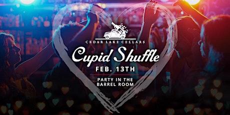 Cupid Shuffle tickets