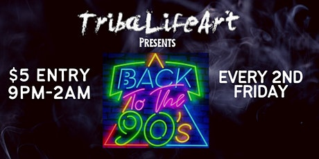 Back to the 90's tickets