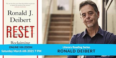 Literary Reading Series: Ronald Deibert tickets