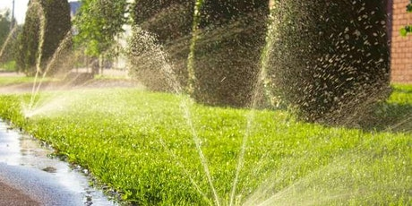 Water Saving Seminar - It's Irrigation Season tickets