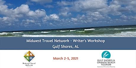 Writer's Workshop - Gulf Shores, AL (March 2-5) tickets