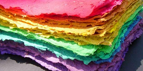 Young Artist Workshops: Basics of Papermaking tickets