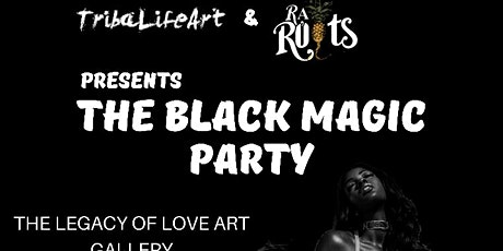 Black Magic Party tickets