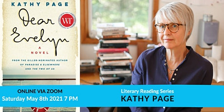 Literary Reading Series: Kathy Page tickets