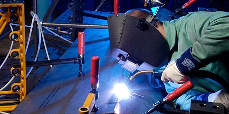 EWI Fundamentals of Welding Engineering 3 Day Course - April 27-29,2021 tickets