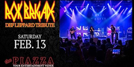 Def Leppard Tribute - Rok Brigade tickets