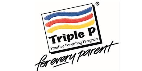 Triple P Stepping Stones Seminar 3 tickets