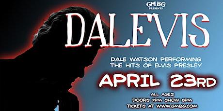 Dalevis with Wayne Hancock tickets