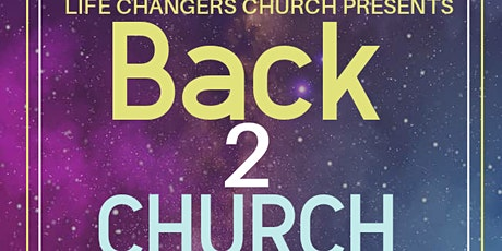 Back2Church tickets