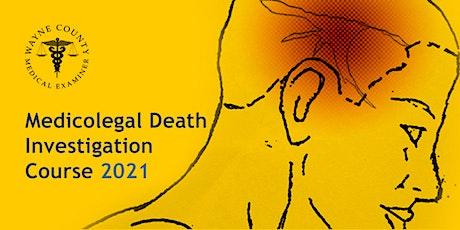 Medicolegal Death Investigation Course tickets