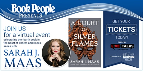 BookPeople + Live Talks LA Present: An Evening with Sarah J. Maas tickets