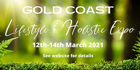 Gold Coast Lifestyle & Holistic Expo tickets