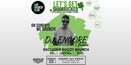 Copy of Asbury Brunch Club Let's Get SHAMROCKED tickets