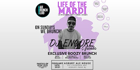 Copy of Copy of Asbury Brunch Club Life of the MARDI tickets