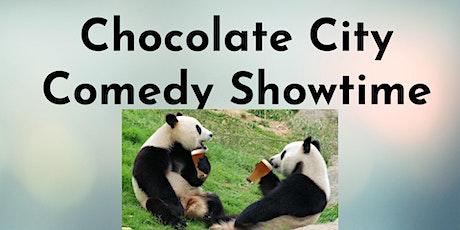 Chocolate City Comedy Showtime  - Washington, DC tickets