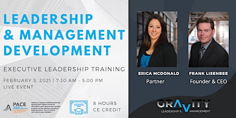 Leadership & Management Development Seminar tickets
