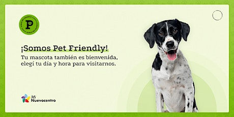 Reserva gratis online de carritos Pet Friendly. entradas