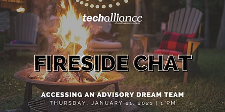 Fireside Chat | Accessing an Advisory Dream Team tickets