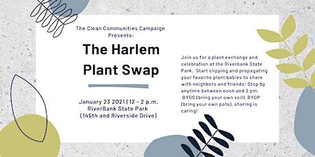 Harlem Plant Swap tickets