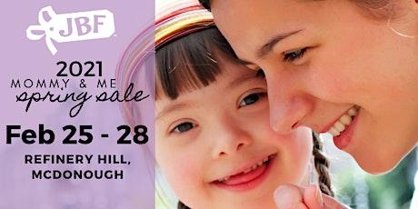 JBF Henry County '21 Mommy & Me Spring Sale tickets