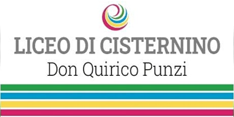 Open day 29/01/2021 - 18:15 - Liceo Cisternino tickets