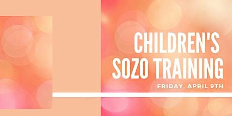 Children's Sozo Training Cedar Hill, TX tickets