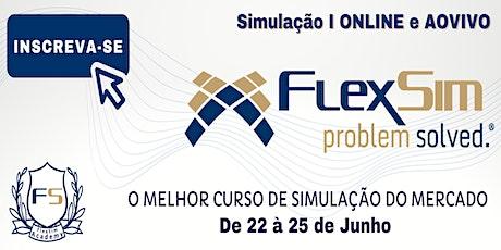 Simulação I ONLINE e AOVIVO em Junho de 2021 ingressos