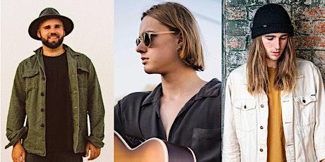 Jesse Taylor, Austin Mackay & Oskar Campbell tickets