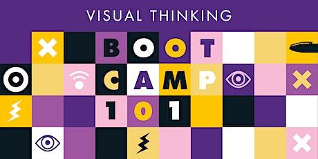 XPLANE's April Visual Thinking Bootcamp 101 tickets