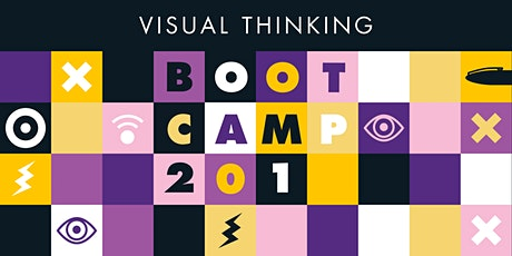 XPLANE's November Visual Thinking Bootcamp 201 tickets