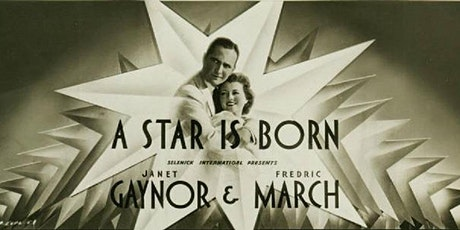 "Classic Film Series: ""A Star is Born"" (1937) tickets"