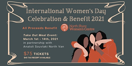 International Women's Day Celebration & Benefit 2021 tickets