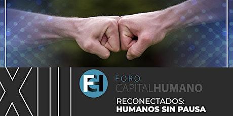 XII Foro Capital Humano Uruguay entradas