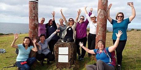 Women's Kiama Coast Walk // Saturday 17th April tickets