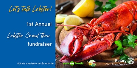 Lobster Crawl Thru Fundraiser tickets