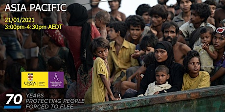The Rohingya refugee crisis: Reflections from the region tickets