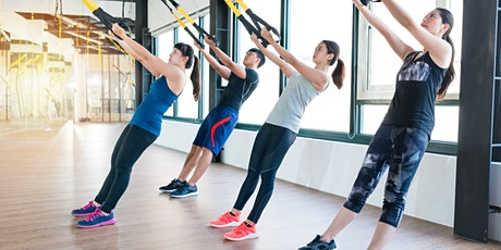 TRX Cardio - IN PERSON (George Place) tickets