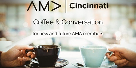 Coffee and Conversation - Virtual tickets